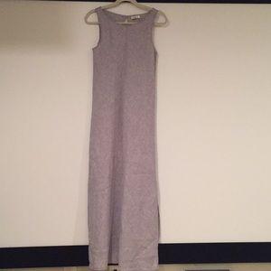 Artisan NY soft Chambray full length dress